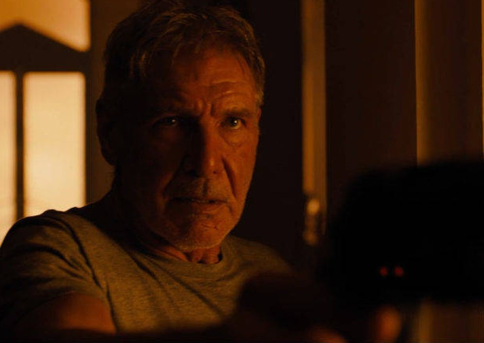 Foto: Harrison Ford en el tráiler de 'Blade Runner 2049'
