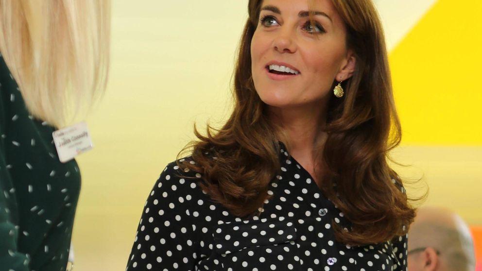 Kate Middleton y su salida 'secreta': versiona el look de la discordia de Letizia