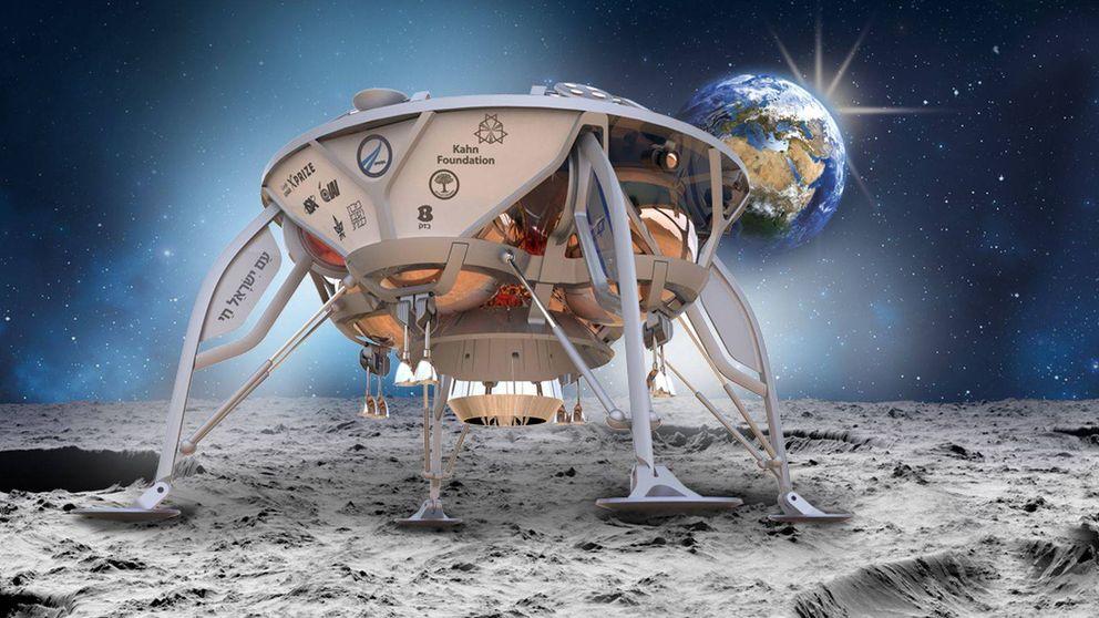 Las naves candidatas a aterrizar en la Luna en el nuevo proyecto de Google