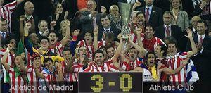 Falcao y Diego se disfrazan de héroes y llevan al Atlético de Simeone a la gloria europea