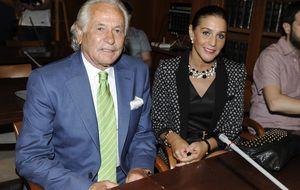"""Palomo Linares sobre su novia: """"Soy feliz. Es la mujer que quiero"""""""