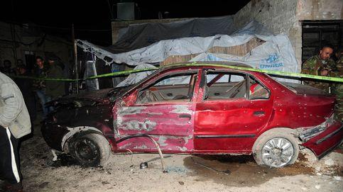Ataque suicida en Damasco
