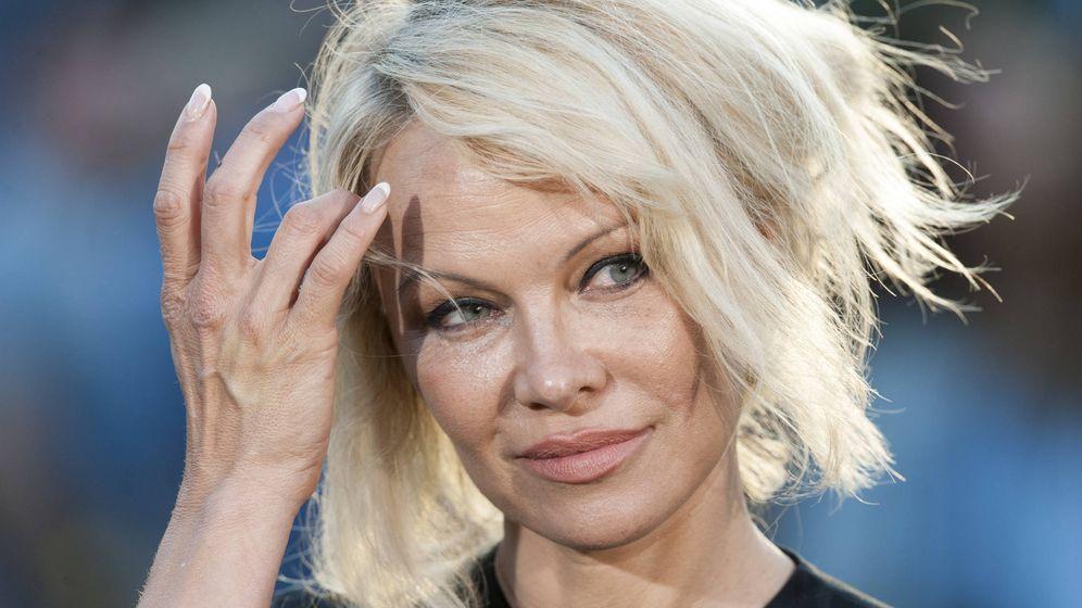 Foto: La actriz Pamela Anderson en una imagen de archivo. (Gtres)