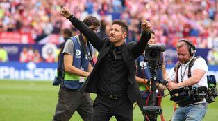 Por qué el Cholo Simeone tiene que ampliar su contrato con el Atlético de Madrid