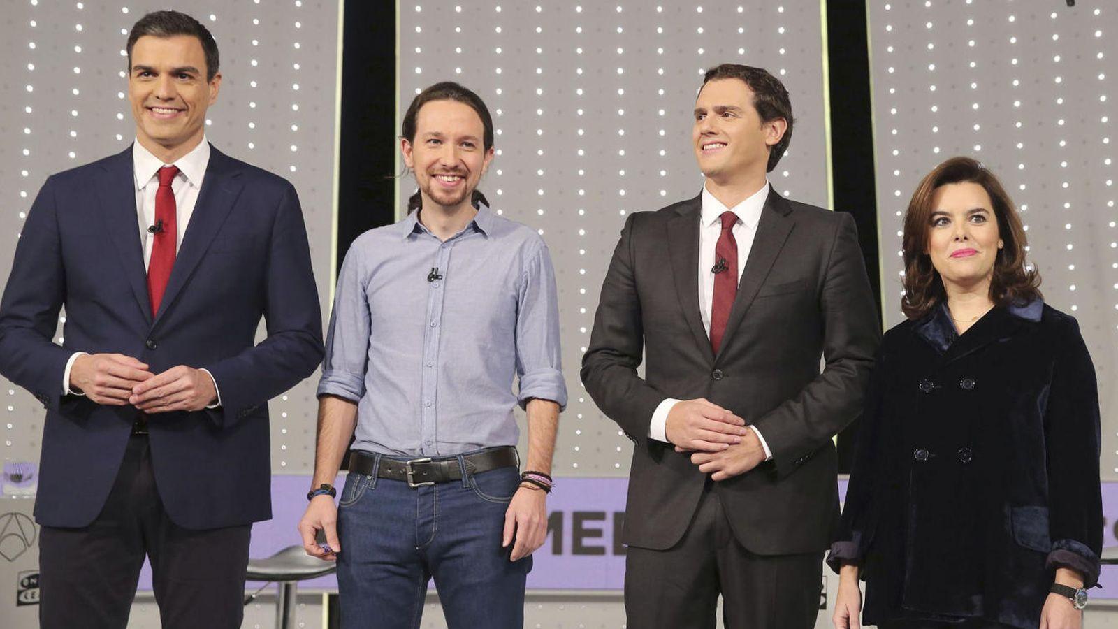 Foto: '7D: El debate decisivo'