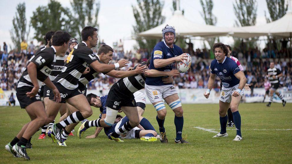 El rugby, deporte rey en Valladolid: en Zorrilla y con Felipe VI en la grada