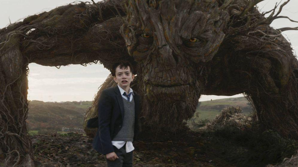 Foto: 'Un monstruo viene a verme'
