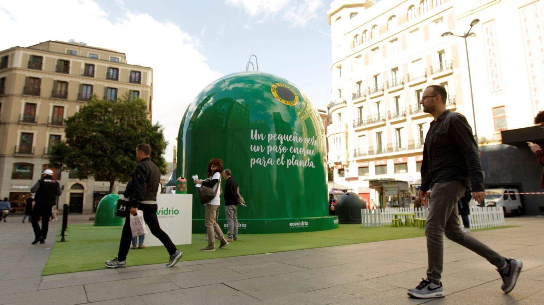 Día Mundial del Reciclaje 2019. (EFE)
