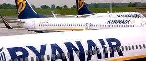 """Un piloto de Ryanair a la torre de control: """"¡Solo queda combustible para cinco minutos!"""""""