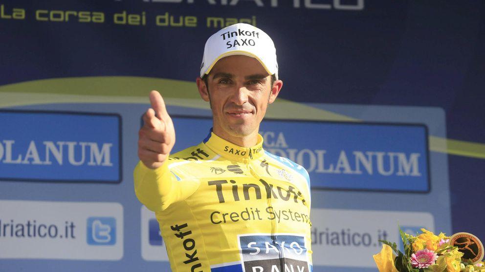 El Tour empieza en la Tirreno-Adriático con Contador y sin Froome