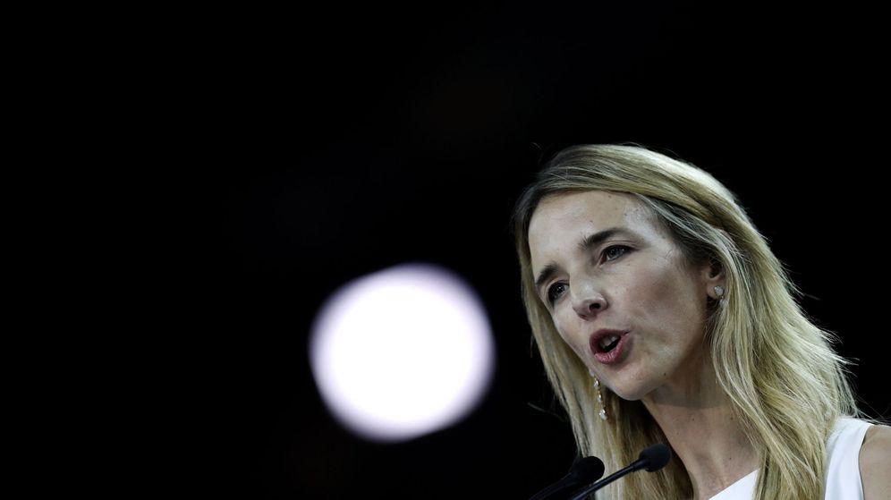 Foto: La candidata del PP al Congreso, Cayetana Álvarez de Toledo (Efe)