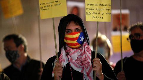 Tercer aniversario del 1 de octubre en Cataluña: muchas Elsas y pocas Tamaras
