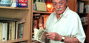 Post de 80 folios y portada con su letra: descubren una novela inconclusa de Mario Benedetti