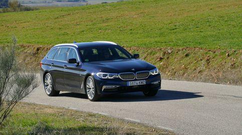 BMW Serie 5 Touring, una referencia en Europa