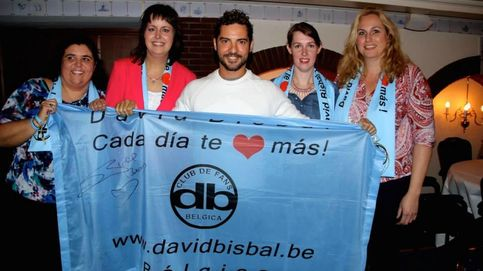 David Bisbal se refugia en sus seguidores tras la polémica
