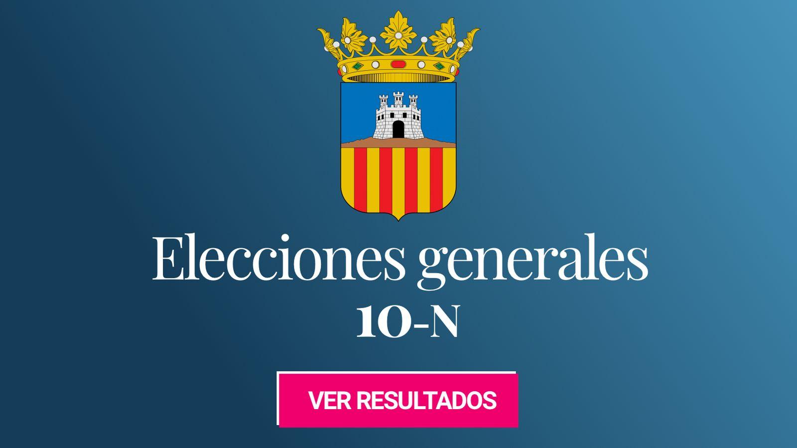 Foto: Elecciones generales 2019 en la provincia de Castellón. (C.C./HansenBCN)