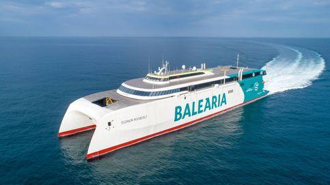 La naviera Baleària entra en pérdidas pero sale viva de la crisis del covid