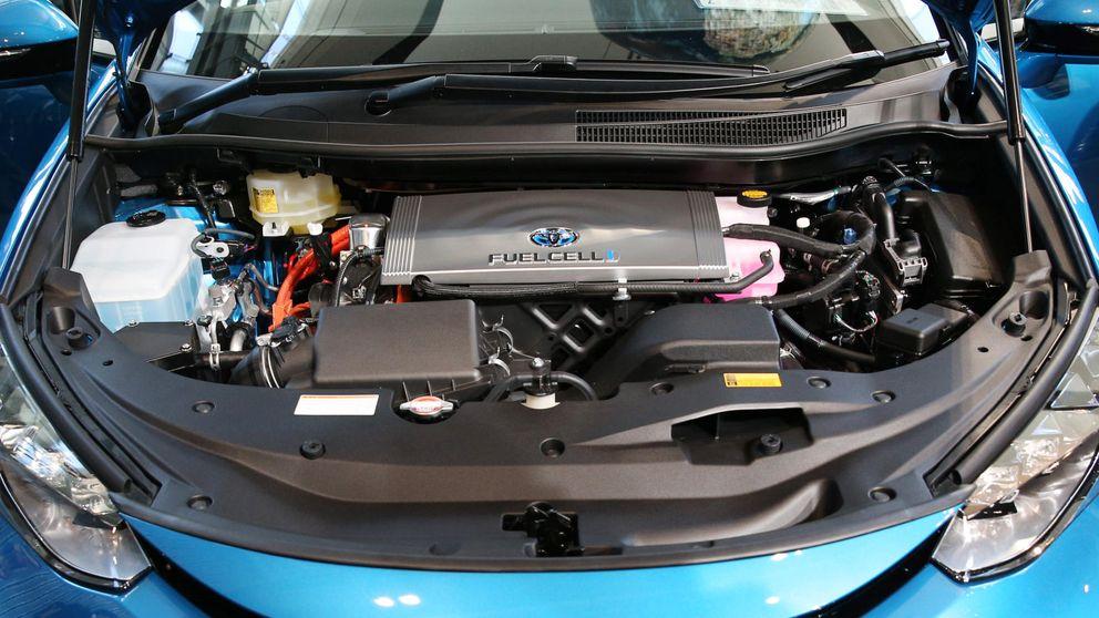 El lado oscuro del coche de hidrógeno