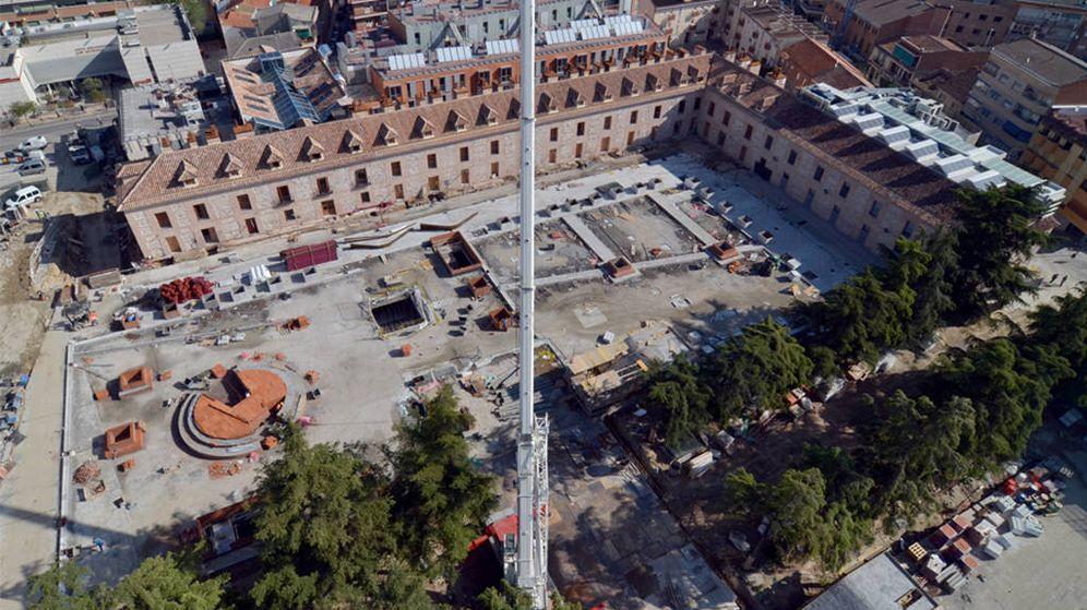 Noticias de madrid las cifras de una plaza de espa a quebrada deuda de 94 m y para - Obra nueva san fernando de henares ...