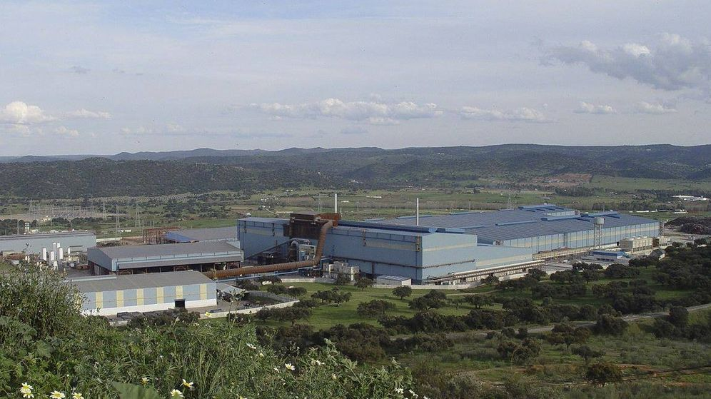 Foto: Vista de una planta del Grupo Gallardo Balboa. (EFE)