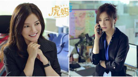 Solo pasa en China: una actriz de TV, demandada por su mirada penetrante