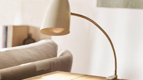 De aire retro pero a la última, esta lámpara de Zara Home te va a conquistar