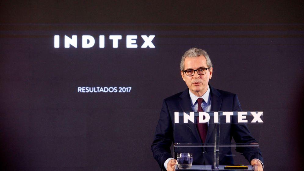 Foto: El presidente de Inditex, Pablo Isla. (EFE)