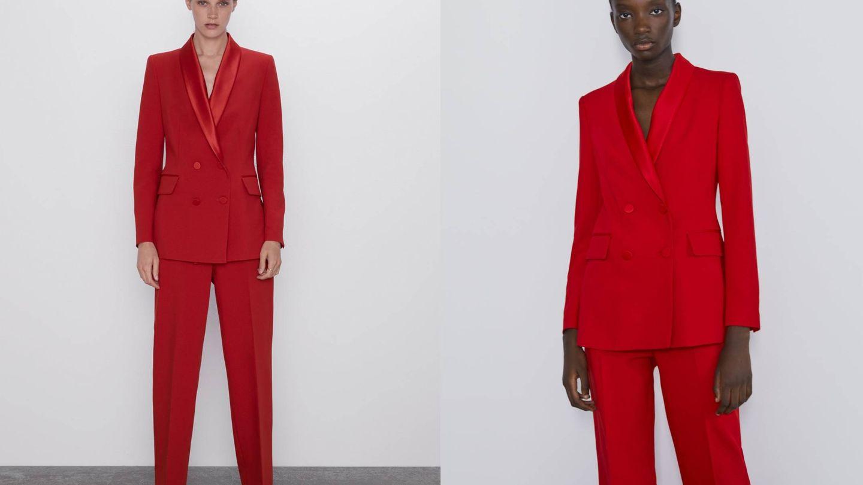 Su color rojo sienta de maravilla. (Cortesía)