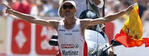 Chema Martínez logra la plata en la prueba de maratón del Campeonato de Europa