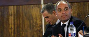 """Foto: Camps califica de """"falsa"""" la declaración de Torres sobre la reunión en la Zarzuela"""
