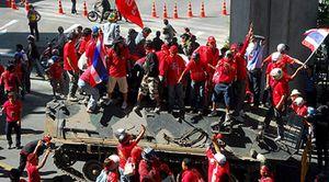 El Ejército sale a las calles tras ser decretado el estado de excepción