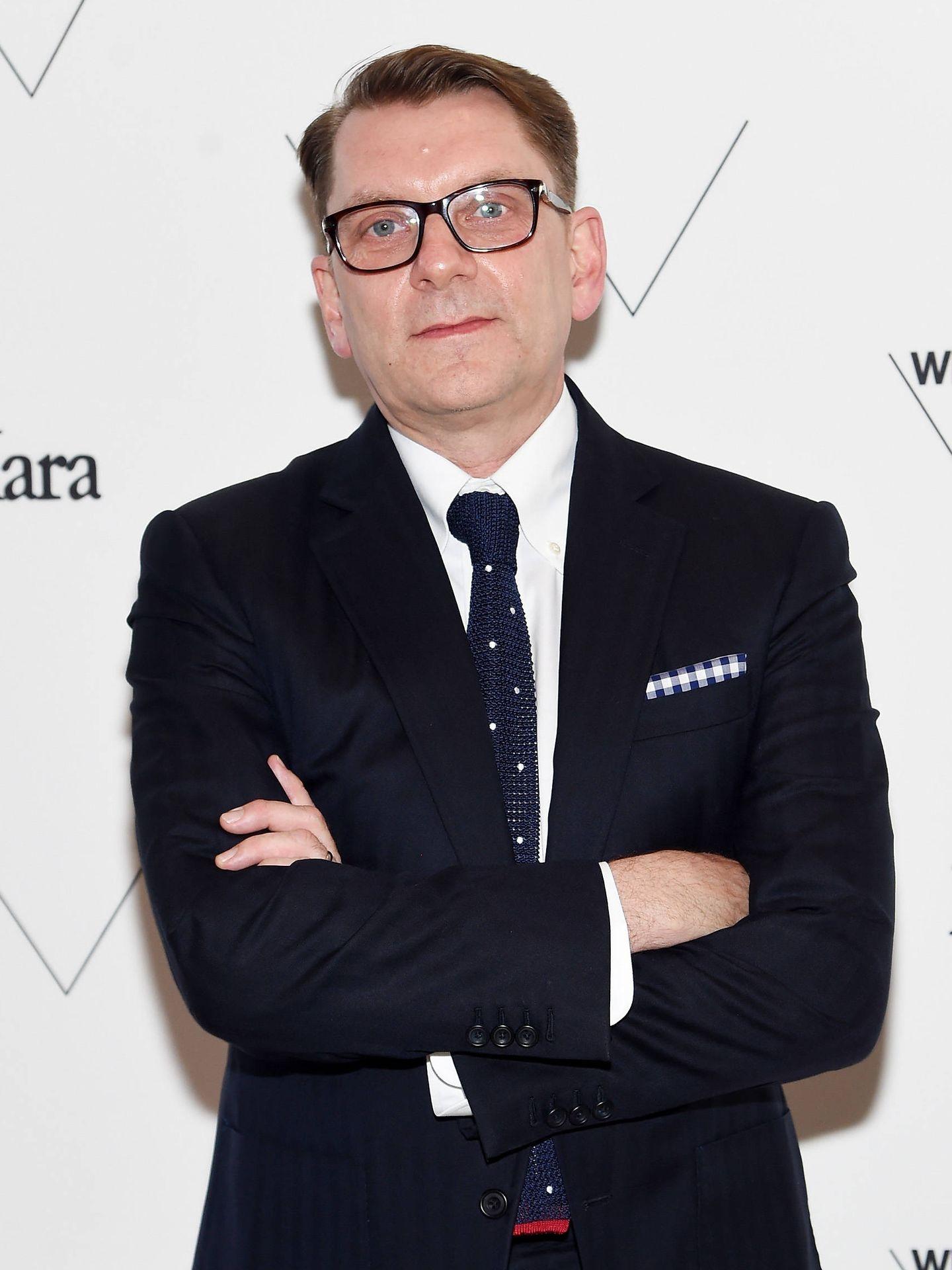 El diseñador Ian Griffiths (Getty).