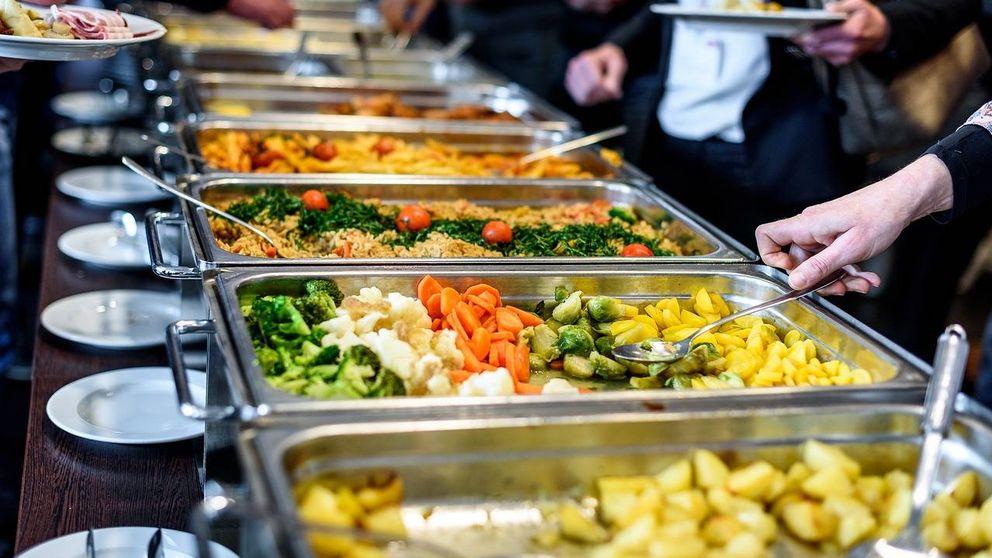 Las reglas que debes seguir en el buffet libre para no llenarte