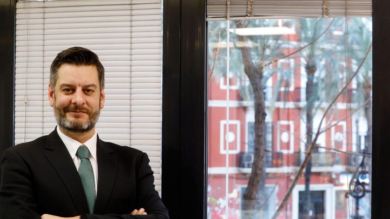 El concejal de fiesta de Valencia, Carlos Galiana. (EFE)