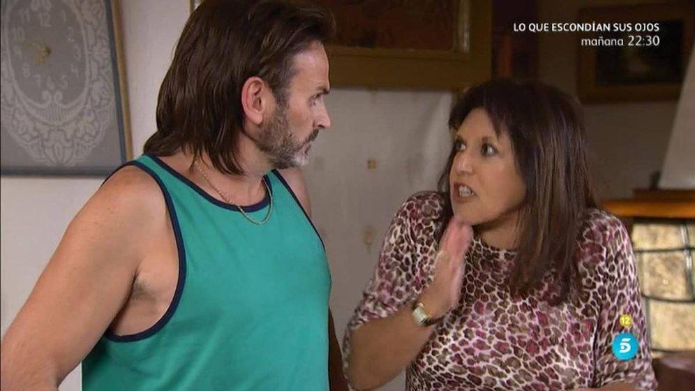Foto: Fermín y Menchu, personajes interpretados por Fernando Tejero y Loles León en 'LQSA'