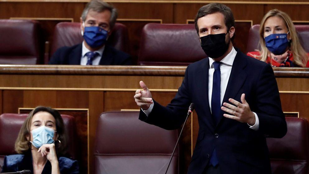 El PP se muestra dispuesto a negociar la renovación del CGPJ pero sin Podemos