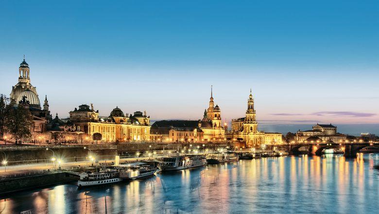 Foto: Dresde, el joyero de Alemania