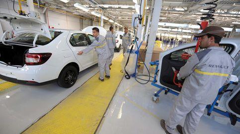 Renault cierra sus fábricas en Francia y en España por el coronavirus