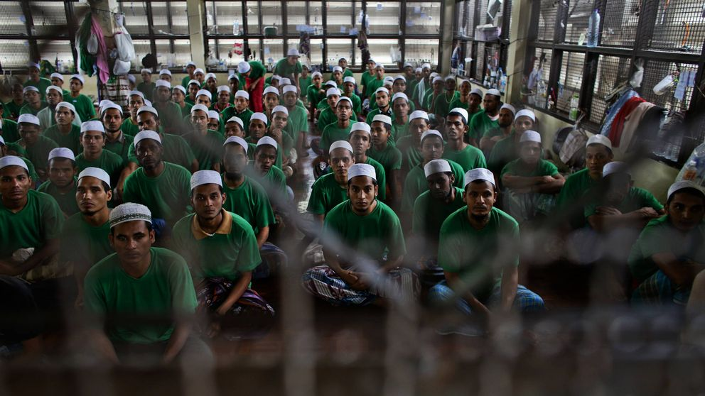 El apartheid que creó otra insurgencia musulmana en el sudeste asiático