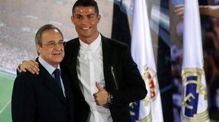 Cristiano Ronaldo y por qué Florentino Pérez ya tiene a 'su' Di Stéfano