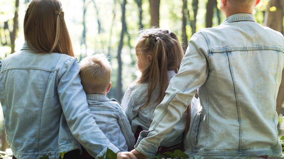 Foto: Un nuevo reto para las familias. (Toa Heftiba para Unsplash)