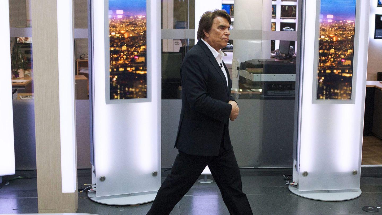 El empresario, en una comparecencia televisiva en 2013. (Reuters)