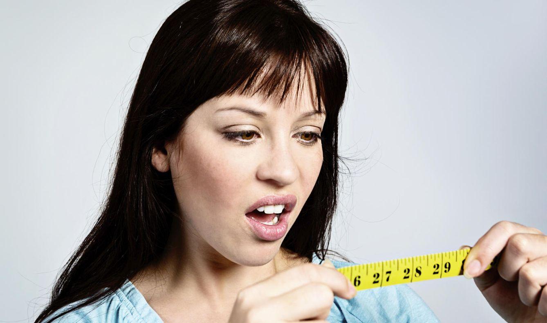 Foto: '¿Perdona? ¡Pero si he engordado!' Ya, es que tu dieta milagrosa de hace quince años ya no te sirve para nada. (iStock)