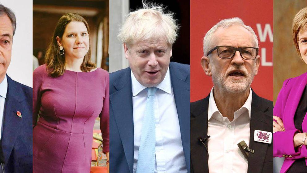 Quién es quién en las elecciones británicas y cuántos escaños pueden conseguir