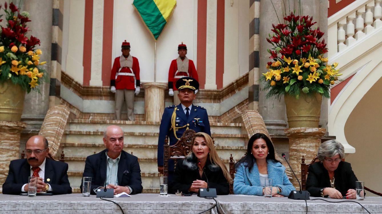 El Gobierno en Bolivia presenta cargos contra Morales por terrorismo y sedición
