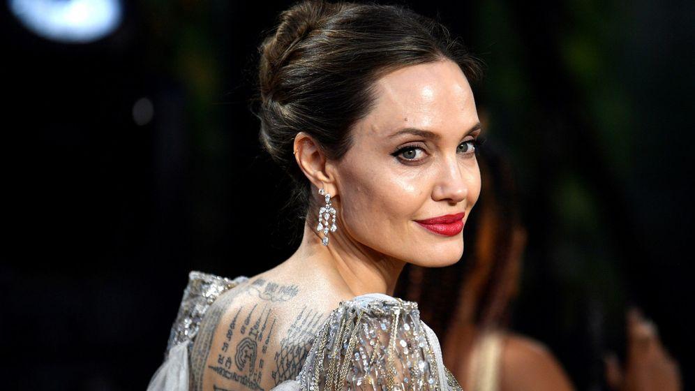Foto: Angelina Jolie. (EFE)