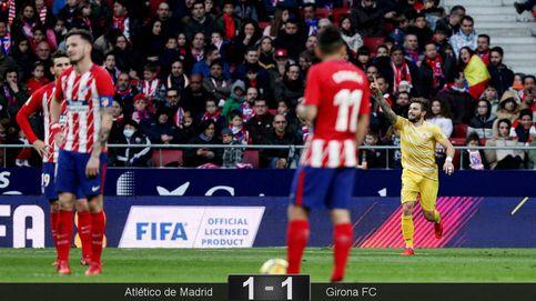 Ni el miedo que inflige Costa al rival saca a Simeone de su filosofía rácana