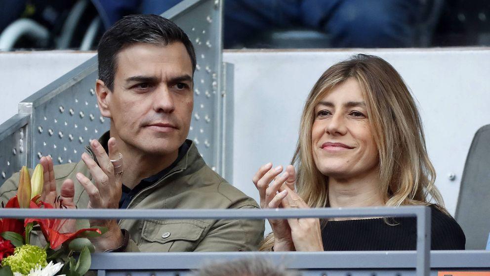 Moción de censura   Begoña Gómez, la mujer de Sánchez, vuelve a rozar la Moncloa