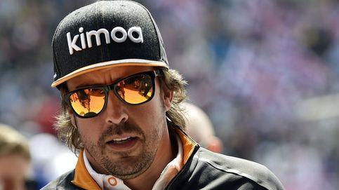 La frenética vida de Alonso en los dos próximos meses: el trineo se embala