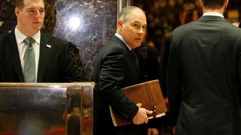 Trump nombra jefe medioambiental a un partidario de los combustibles fósiles